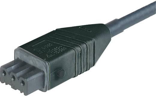 Vezetékre szerelhető műszercsatlakozó aljzat 3+PE pólusú 400V Hirschmann STAK 3K