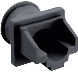 Sapka RJ45 csatlakozó dugóhoz, fekete, Lumberg 2533 01 Lumberg