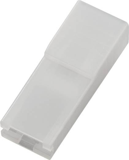 Szigetelő laposérintkezős dugóhoz 6,3 mm