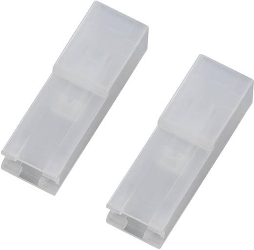 Szigetelő laposérintkezős dugóhoz 4,6 mm