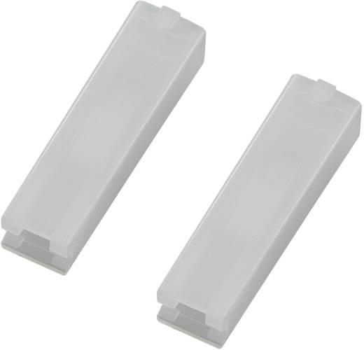 Szigetelő laposérintkezős dugóhoz 2,8 mm