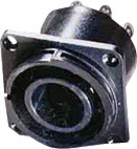 CLIFFCON® ütésálló beépíthető csatlakozó alj, 8 pól., 240V/AC 30A, FCR2074