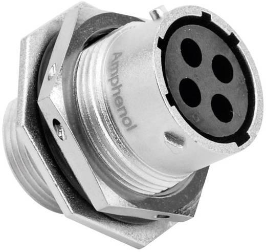 Készülékdoboz - RT360™ sorozat névleges áram: 23 A / 13 A pólusszám: 4 RT0714-4SNH Amphenol