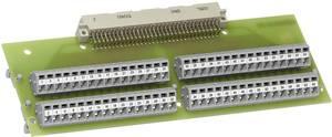 Transzfer modul csatlakozókhoz a DIN 41 612 szerint WAGO Tartalom: 1 db WAGO