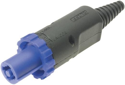 CLIFFCON® ütésálló lengő csatlakozó dugó, 4 pól., 120V/AC 20A, kék, FCR2066