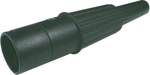 XLR csatlakozó dugó, egyenes pólusszám: 3 fekete Cliff APM 1 db