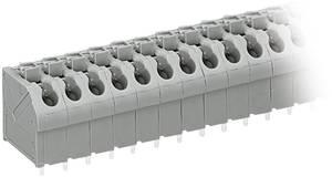 Tavaszi sorkapocs 250-506CAGE CLAMP®S Szürke WAGO WAGO