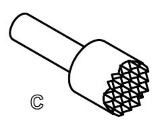 Mérőhegy, rugóérintkezős mérőtüske PTR 1007-C-0.7N-AU-0.9C