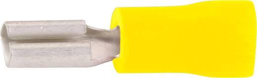 Csúszósarus hüvely Dugasz szélesség: 2.8 mm Dugaszolási va