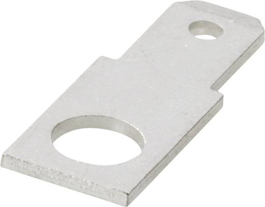Dugaszoló csúszósaru dugó 2,8 mm/0,8 mm 180° szigeteletlen, fémes Vogt Verbindungstechnik 3822.67