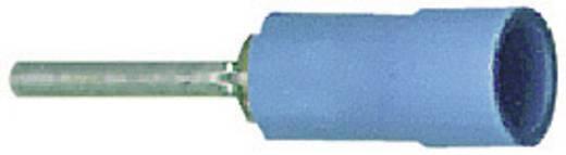 Krimpelhető stift kábelsaru 0,5 - 1 mm², Ø 1,9 mm, hossz: 10 mm, kék, Vogt Verbindungstechnik 3747L