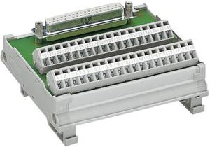 WAGO 289-551 Transzfer modul D-SUB csatlakozó Tartalom: 1 db WAGO