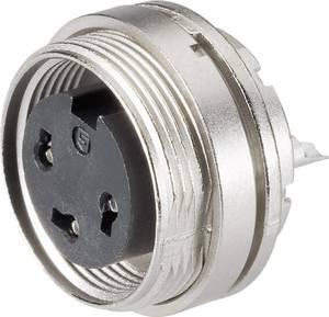 Miniatűr dugaszolható csatlakozó, 682-es sorozat Pólusszám: 7 peremes doboz 5 A 09-0328-80-07 Binder 1 db Binder