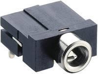 Jack alj, beépíthető 3,5 mm 3 pólusú KLBR 4 (KLBR 4) Lumberg