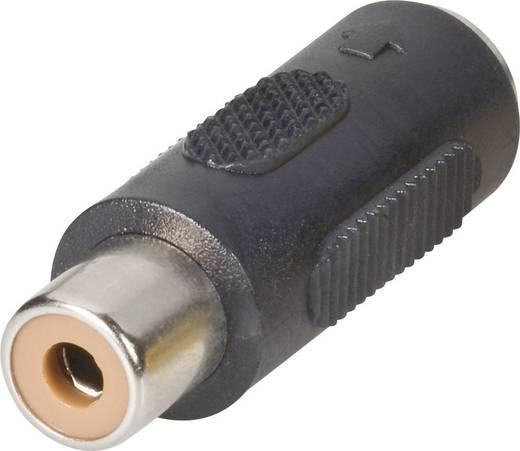 RCA adapter RCA alj - Mini DIN alj, BKL Electronic 0204500, 1 db
