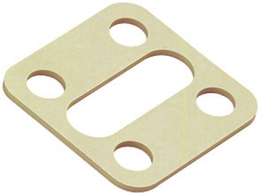Lapos tömítés mágnesszelep csatlakozóhoz, A kivitel, 210-es sorozat Bézs 16-8090-000 Binder Tartalom: 1 db