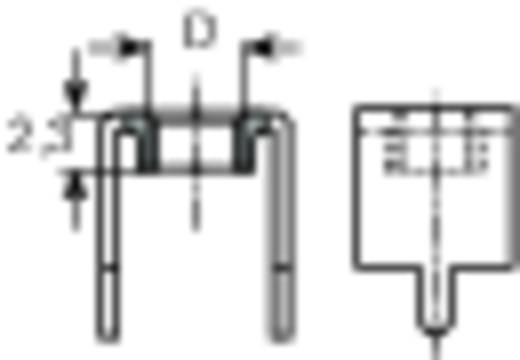 Forrasztási hidak nyomtatott áramkörökhöz RM 7,5 mm M4 csavarmenet 1098u.68 Vogt Verbindungstechnik, tartalom: 1 db