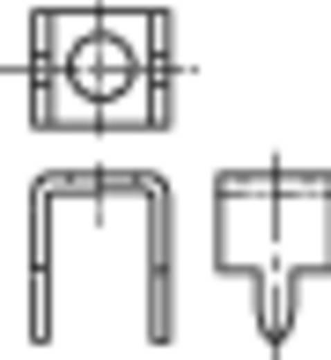 Forrasztási hidak nyomtatott áramkörökhöz RM 6,3 mm M3 csavarmenet 1098a.68 Vogt Verbindungstechnik, tartalom: 1 db