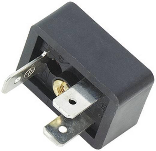 Mágnesszelep csatlakozó, B kivitel, 225-ös sorozat Fekete 43-1831-000-03 Pólusszám:2+PE Binder Tartalom: 1 db