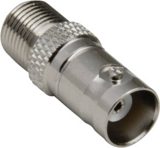 BNC adapter BNC aljzat - F aljBKL Electronic04011571 db