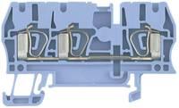 Átmenő kapcsok ZDU kék ZDU 2.5/3AN BL 1608550000-1 Kék Weidmüller 1 db Weidmüller