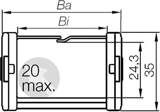 Energiavezető lánc, kábelvezető lánc E200.05.075.0 igus, 1 db