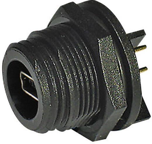 Mini USB alj, 2.0, A/B, IP68, beépíthető, nyáklapra, ESKA Bulgin PX0458