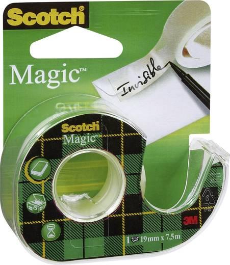 3M SCOTCH® MAGIC 810, ragasztószalag tartó, 19 mm x 7,5 m