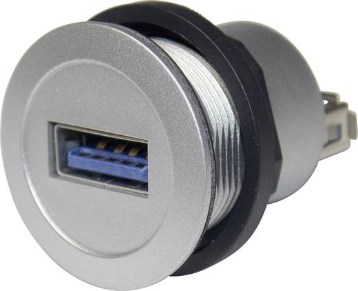 Beépíthető USB hüvely, 3.0 RRJ_USB3_AA Schlegel