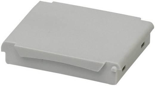 Fedél 45 x 36,6 x 8 mm, polikarbonát, világosszürke, Phoenix Contact BC 35,6 DKL R KMGY