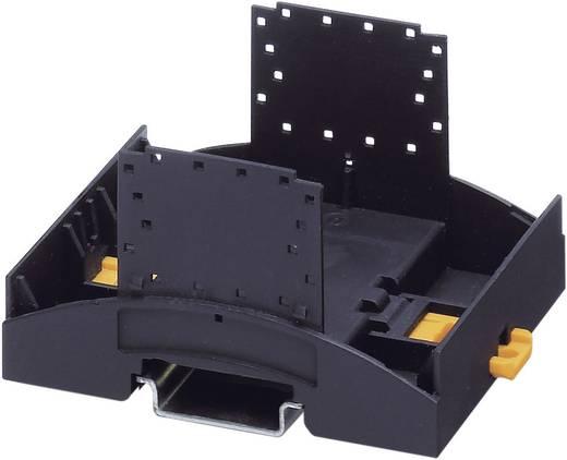Műszerdoboz 89,7 x 71,6 x 62,2 mm, polikarbonát, fekete, Phoenix Contact BC 71,6 UT HBUS BK