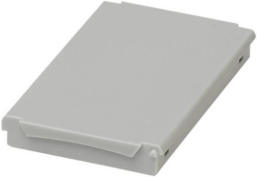 Fedél 45 x 71,6 x 8 mm, polikarbonát, világosszürke, Phoenix Contact BC 71,6 DKL R KMGY
