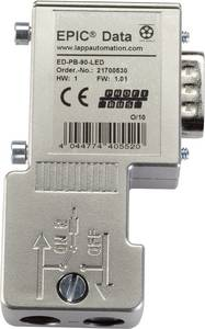 D-SUB profibusz csatlakozó, Lapp Epic Data ED-PB-90-LED LAPP