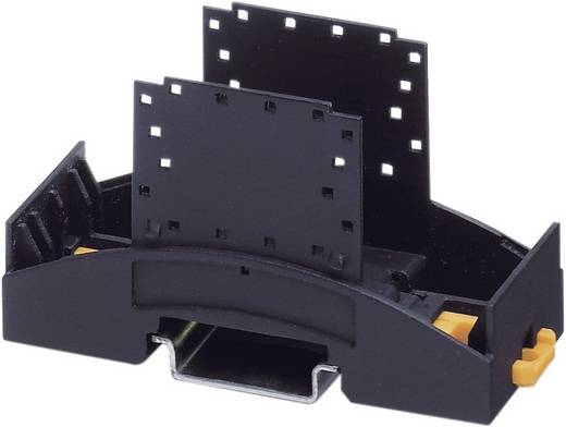 Műszerdoboz 89,7 x 35,6 x 62,6 mm, polikarbonát, fekete, Phoenix Contact BC 35,6 UT HBUS BK