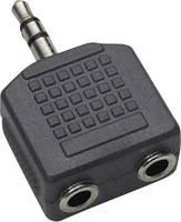 Sztereó átalakító dugó, 3,5 mm BKL Electronic