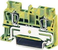Phoenix Contact ST 2,5-PE 3031238 Védővezetékes kapocs Pólusszám: 2 0.08 mm² 2.5 mm² Zöld, Sárga 1 db Phoenix Contact
