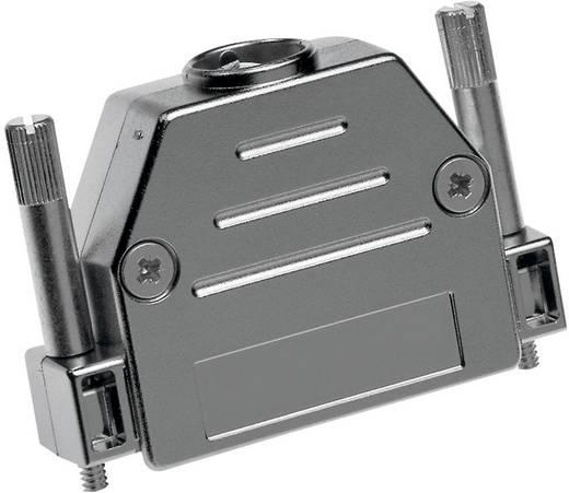 D-SUB doboz pólusszám: 9 180 ° Ezüst Provertha 17090M38T001 1 db