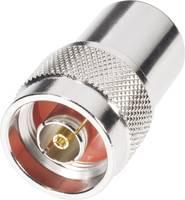 RF csatlakozó 50 Ohmos véglezáró, N Reverse aljzatos Tru Components 1582509 TRU COMPONENTS