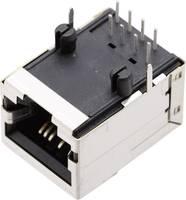RJ45 beépíthető csatlakozó aljzat, 8P8C, vízszintes, BEL Stewart Connectors SS71800-007F (SS71800-007F) BEL Stewart Connectors
