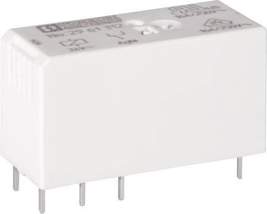 Miniatűr teljesítmény relé 24 V/DC 2 váltó, 2 x 50 mA 36 V/DC/30 V/AC 2000 VA, Phoenix Contact REL-MR- 24DC/21-21AU