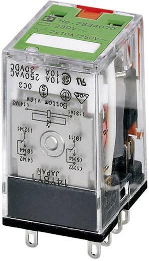 Dugaszolható ipari relé 2 váltó 5 mA, Phoenix Contact REL-IR/L-230AC/2X21