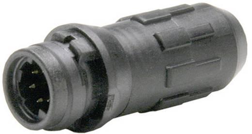 Kerek dugaszoló HR30 sorozat Pólusszám: 6 Kábeldugó hüvely 2 A HR30-6J-6P(71) Hirose Electronic 1 db