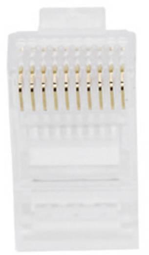 Moduláris dugó kerek vezetékhez Dugó, egyenes Pólusszám: 10P10C 1400-1000-06 BEL Stewart Connectors Tartalom: 1 db