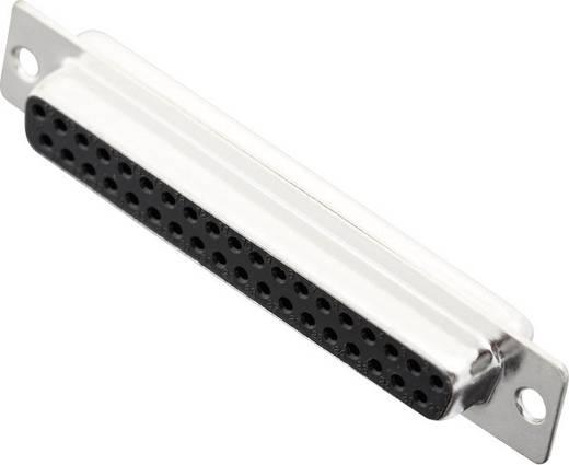 D-SUB hüvelyes kapocsléc 180 ° pólusszám: 37 MH Connectors 2101-0200-14 1 db