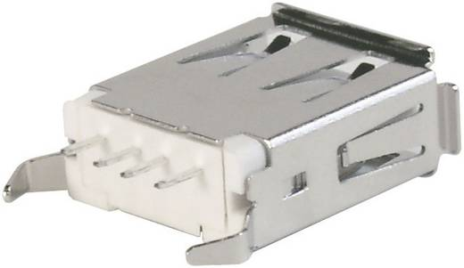 Beépíthető USB alj, A típus Top Entry
