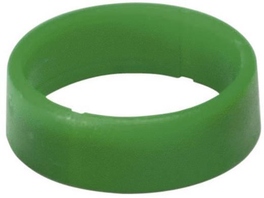 Kábeljelölő gyűrű 1db zöld színű Hicon HI-XC-GN