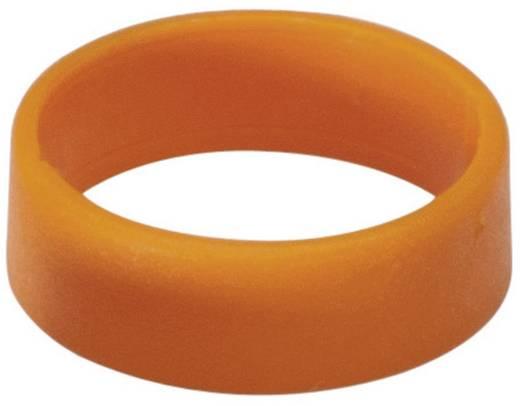 Kábeljelölő gyűrű 1db narancs színű Hicon HI-XC-OR