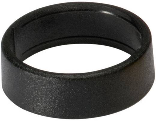 Kábeljelölő gyűrű 1db fekete színű Hicon HI-XC-SW