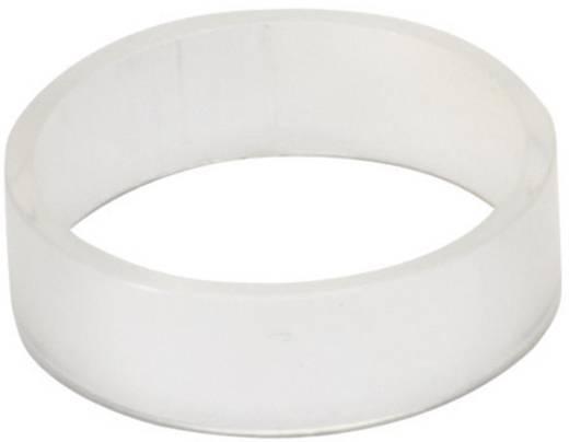 Kábeljelölő gyűrű 1db fehér színű Hicon HI-XC-WS