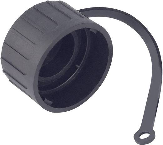 Amphenol készülék csatlakozó dugó záró sapka, C016 00U000 010 12